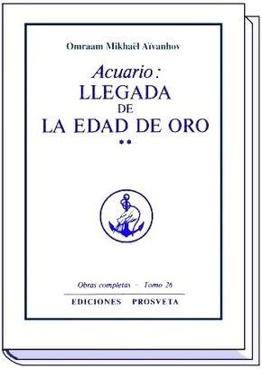 ACUARIO : LLEGADA DE LA EDAD DE ORO- II