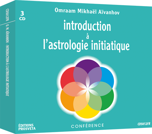 3 CD - Introduction à l'astrologie initiatique