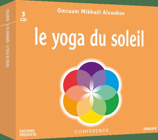 3 CD - Le yoga du soleil