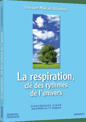 DVD NTSC - LA RESPIRATION, CLE DES RYTHMES DE L'UNIVERS