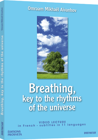 DVD PAL - Breathing, key to the rhythms of the universe