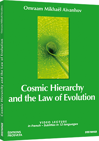 Cosmic Hierarchy and the Law of Evolution - DVD PAL