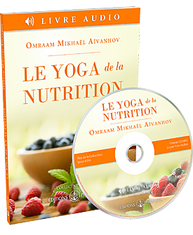 Le yoga de la nutrition (livre audio)