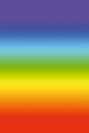 The Rainbow - Bundle of 5 postcards